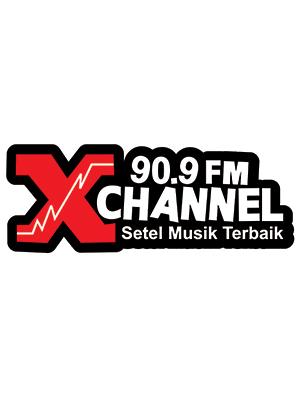 Poster of Radio: XChannel 909 FM Bandung - Jawa Barat