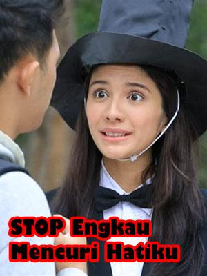 Poster of Stop Kau Mencuri Hatiku