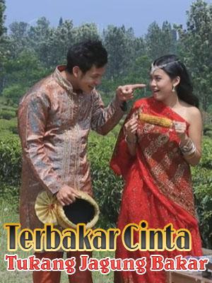 Poster of Terbakar Cinta Tukang Jagung Bakar