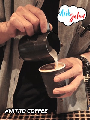 Poster of Nitro Coffee