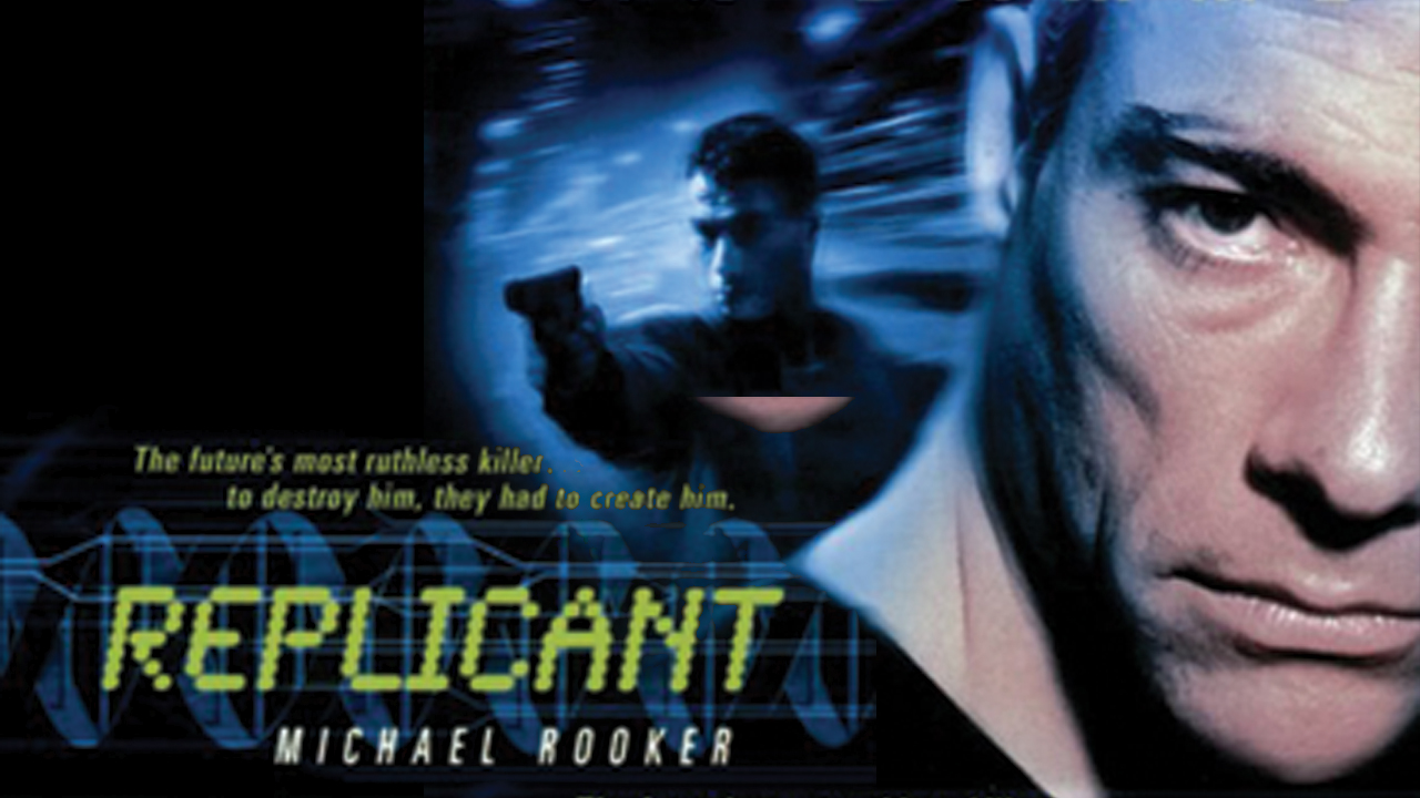Poster of Replicant