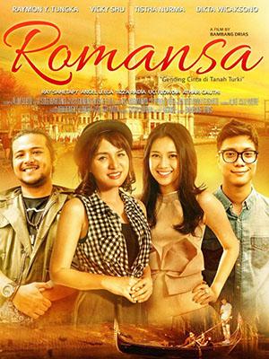 Poster of Romansa: Gending Cinta di Tanah Turki