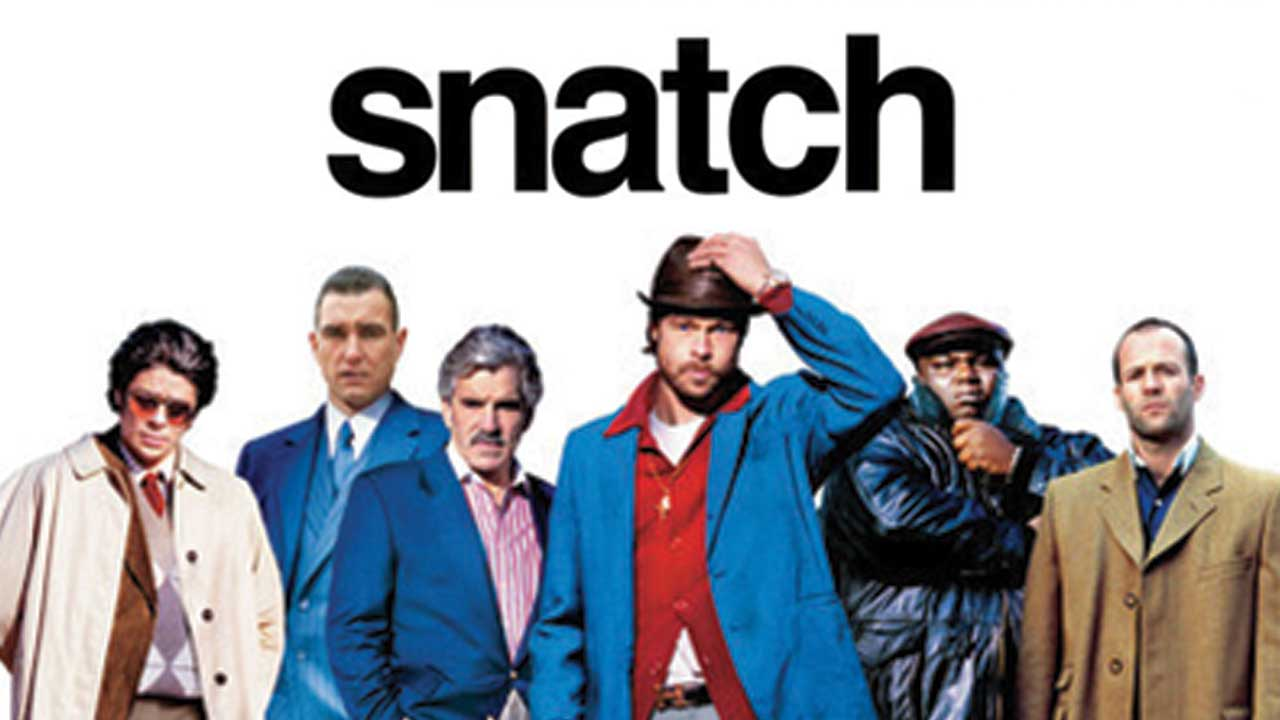 Poster of Snatch