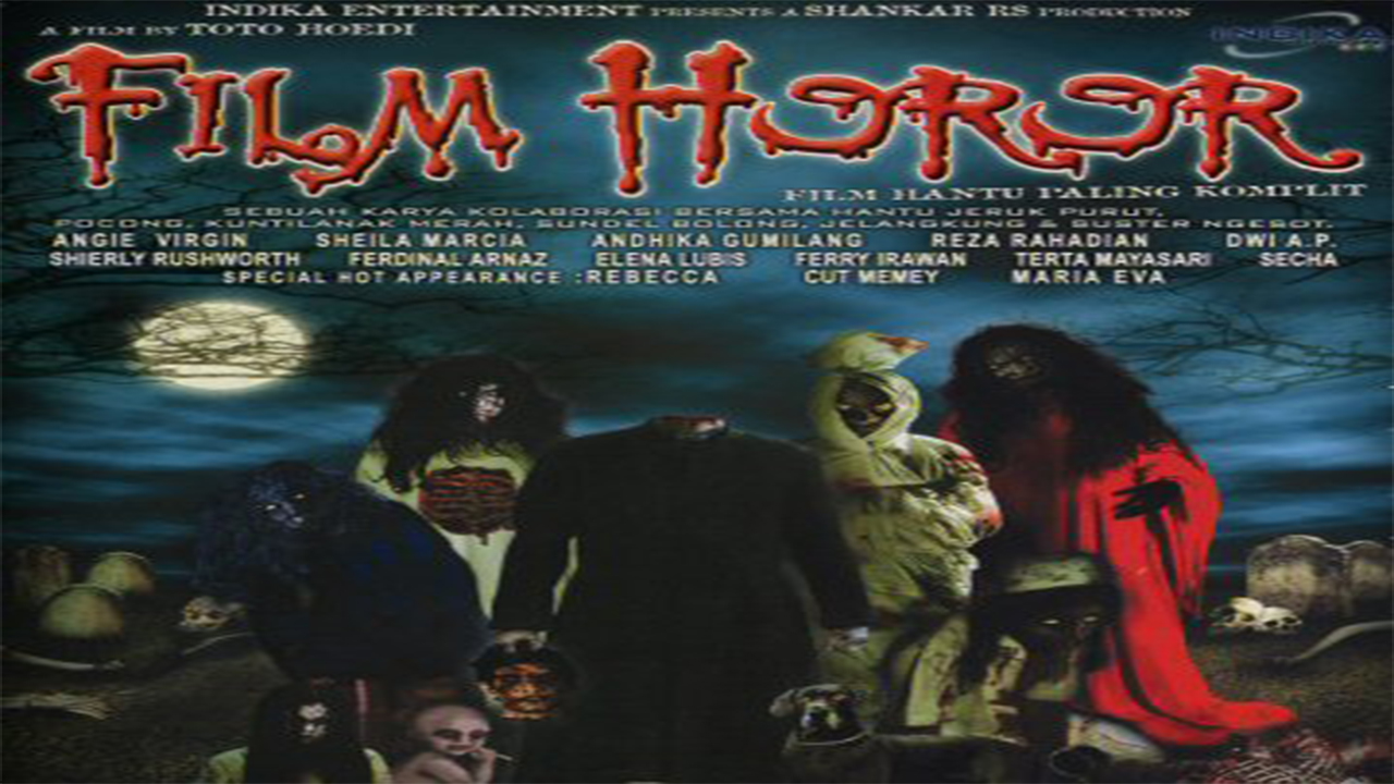 Poster of Film Horor
