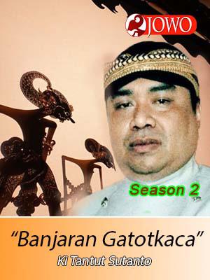 Poster of Banjaran Gatotkaca Season 2