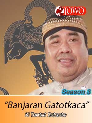 Poster of Banjaran Gatotkaca Season 3