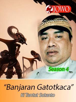 Poster of Banjaran Gatotkaca Season 4