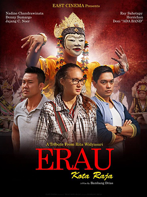 Poster of Erau Kota Raja