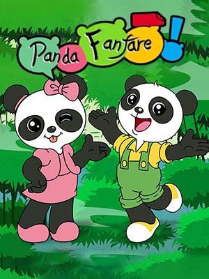 Poster of Panda Fanfare