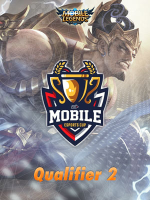 Poster of NXL MEC 2019 Mobile Legend Q2