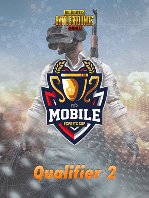 Poster of NXL MEC 2019 PUBG Q2