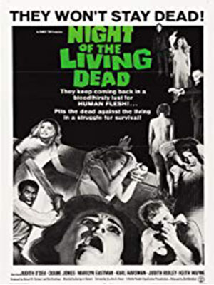 Poster of Night of the Living Dead