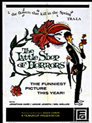 Poster of The Little Shop of Horrors