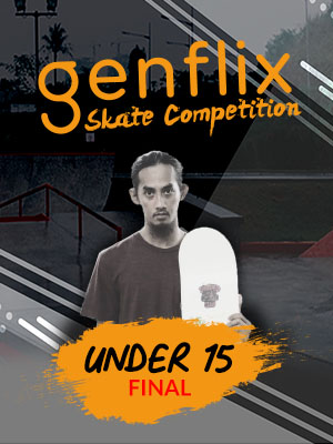 Poster of Genflix Skate Competition 2019 : Under 15 Class Final