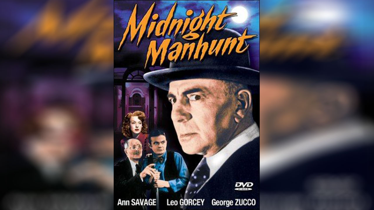 Poster of Midnight Manhunt