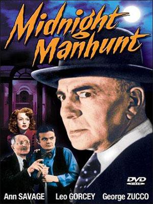 Poster of Midnight Manhunt