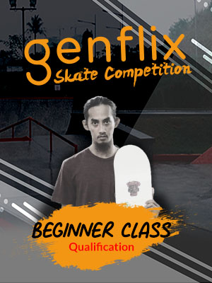 Poster of Genflix Skate Competition 2019 : Beginner Class Qualification