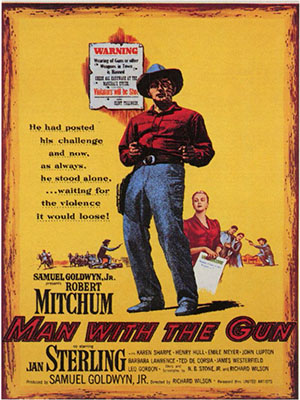 Poster of Man With the Gun