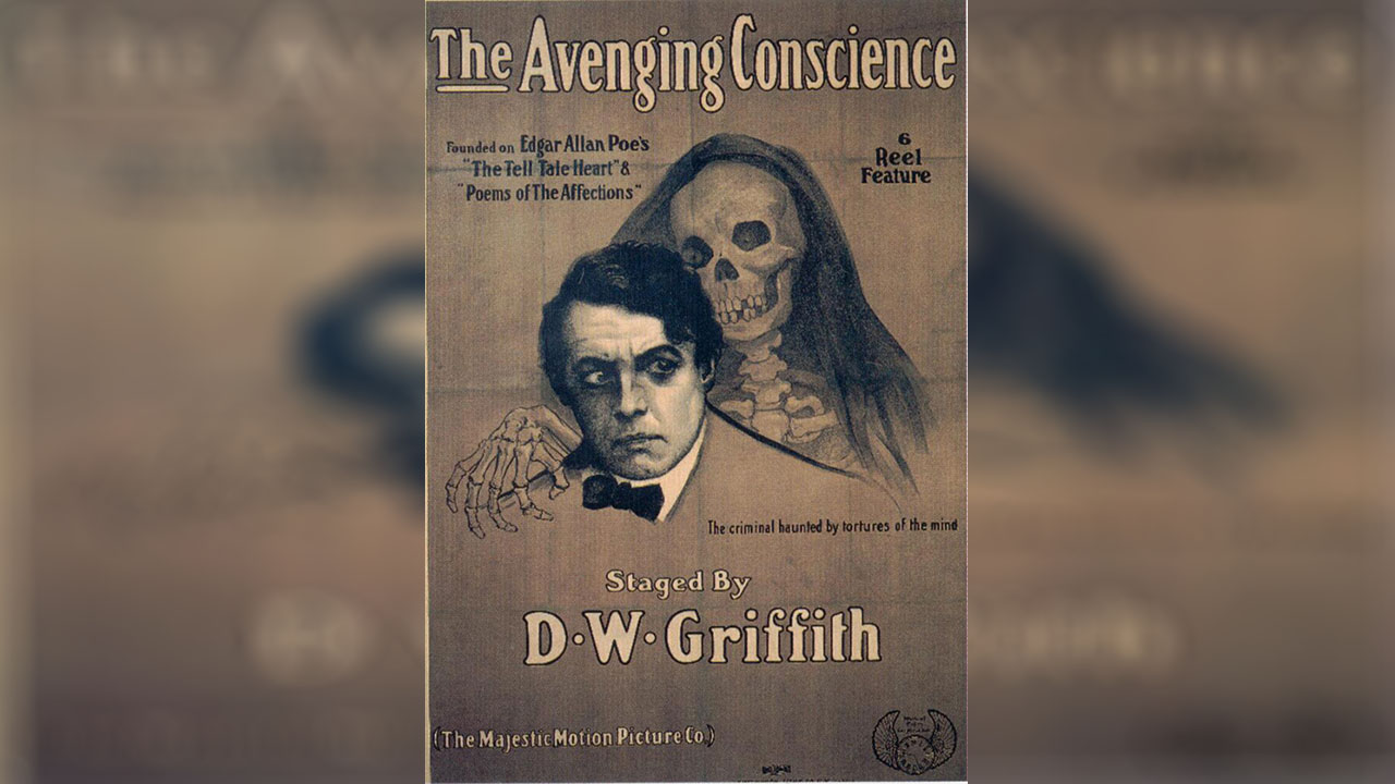 Poster of The Avenging Conscience