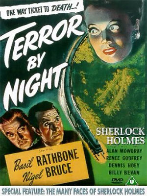 Poster of Terror by Night