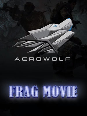 Poster of Frag Movie Aerowolf Pro Team