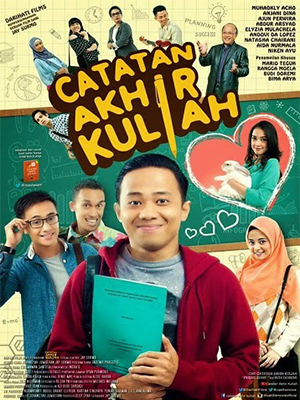 Poster of catatan akhir kuliah