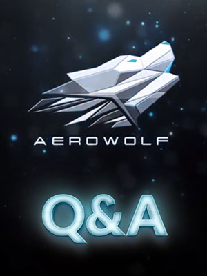Poster of Q n A Aerowolf Pro Team