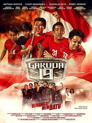 Poster of Garuda 19