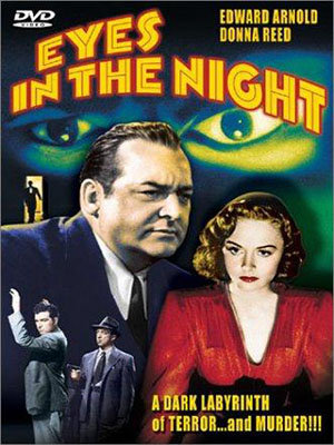 Poster of Eyes in the Night