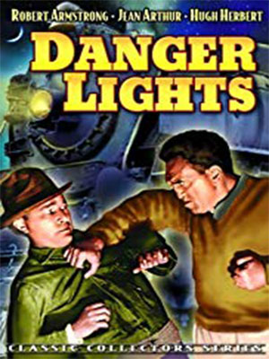 Poster of Danger Lights