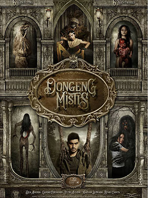Poster of Dongeng Mistis