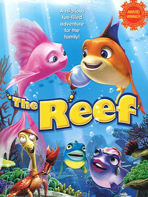 Poster of The Reef