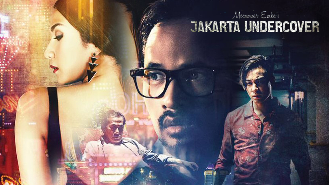 Poster of Jakarta Undercover
