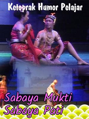 Poster of Sabaya Mukti Sabaya Pati