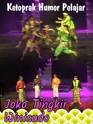 Poster of Joko Tingkir Winisudo