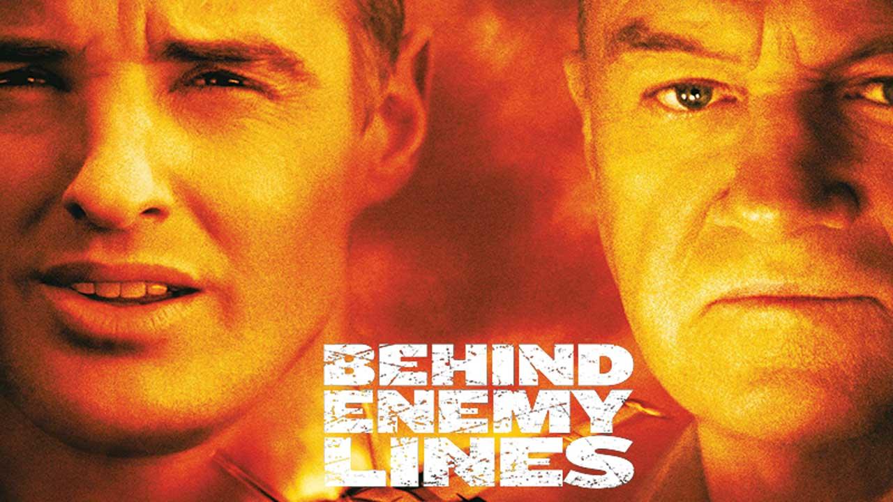 Poster of Behind Enemy Lines