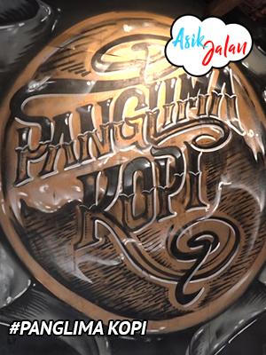 Poster of Panglima Kopi Seg 1