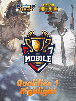 Poster of Highlight NXL MEC 2019 : MOBILE LEGEND