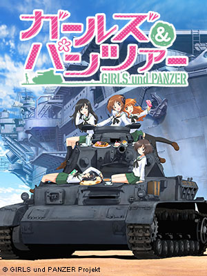 Poster of Girls Und Panzer Eps 02