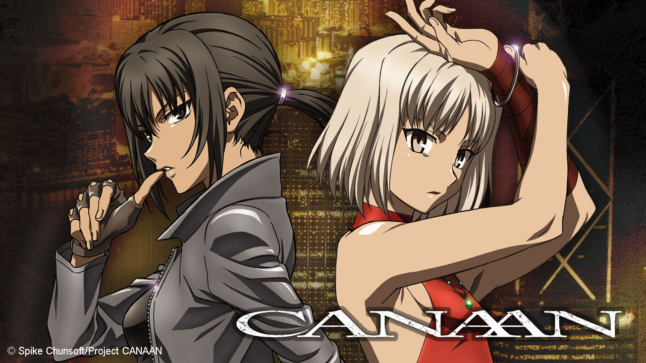 Poster of Canaan Eps 13