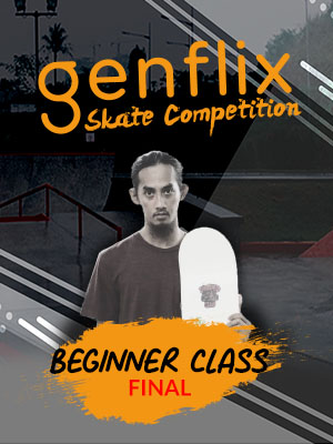 Poster of Beginner Class Final Grup B