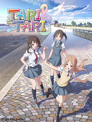 Poster of Tari Tari Eps 1