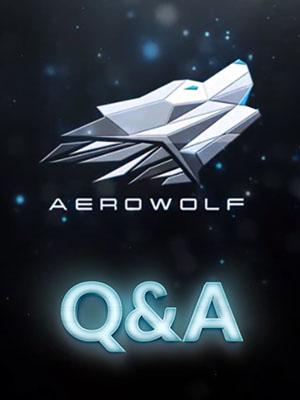 Poster of Aerowolf MLBB QnA