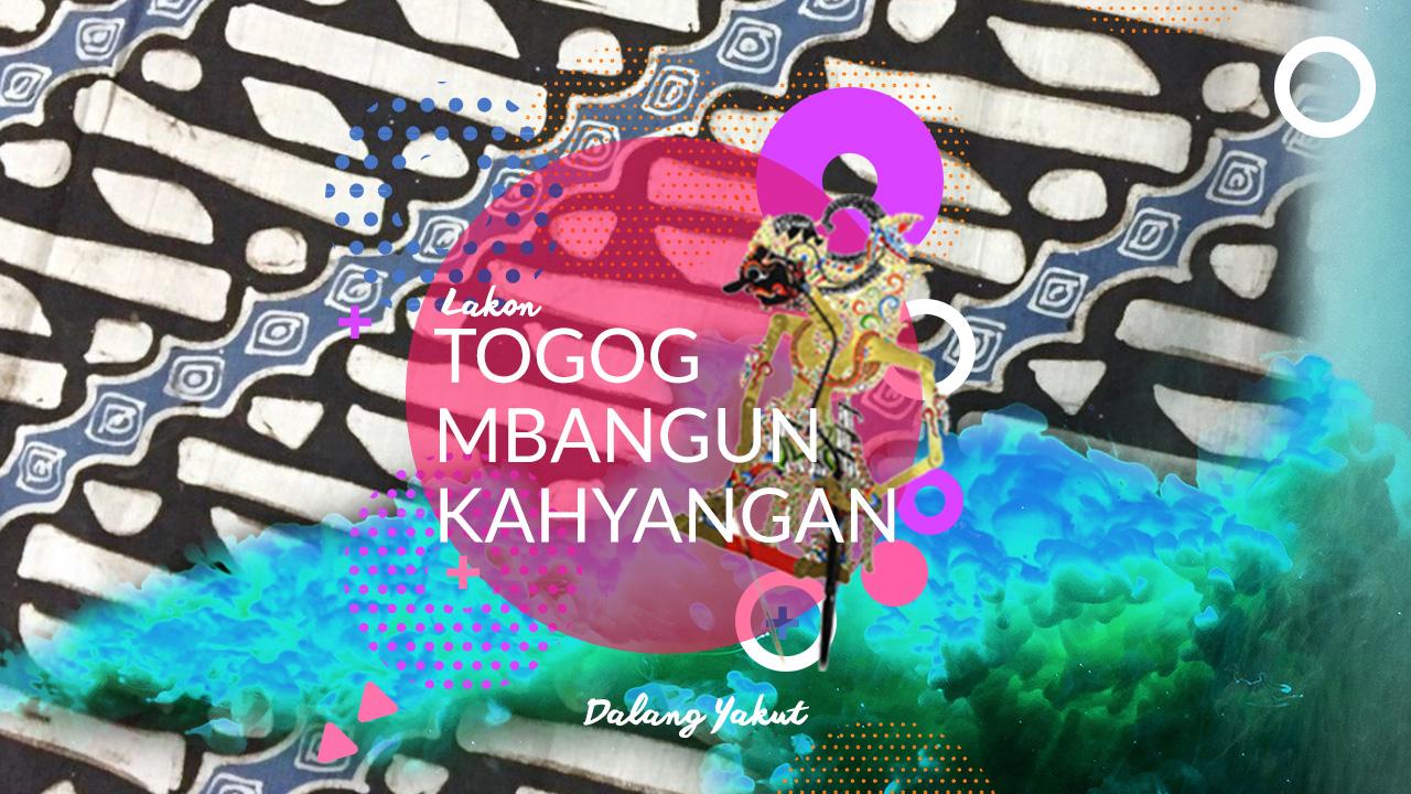 Poster of Togog Mbangun Kahyangan Part 6
