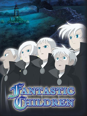 Poster of Fantastic Children Episode 5