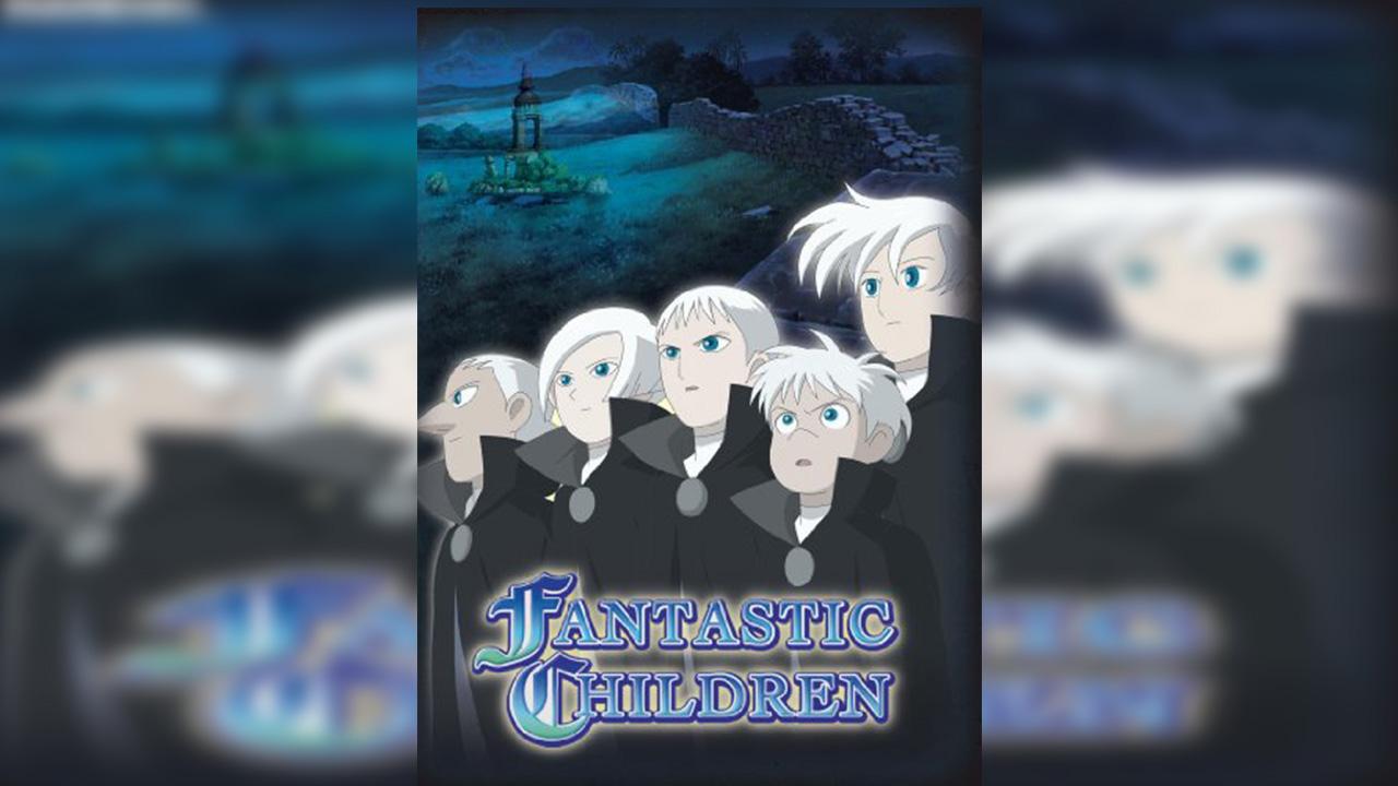 Poster of Fantastic Children Episode 5
