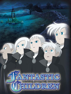 Poster of Fantastic Children Episode 10